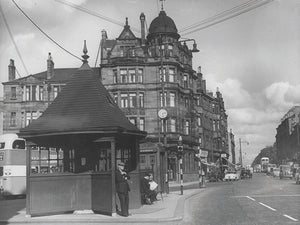 All quiet at Shawlands Cross (Print 2153739)