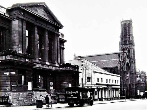 Vanished Bath Street (Print 2180276)