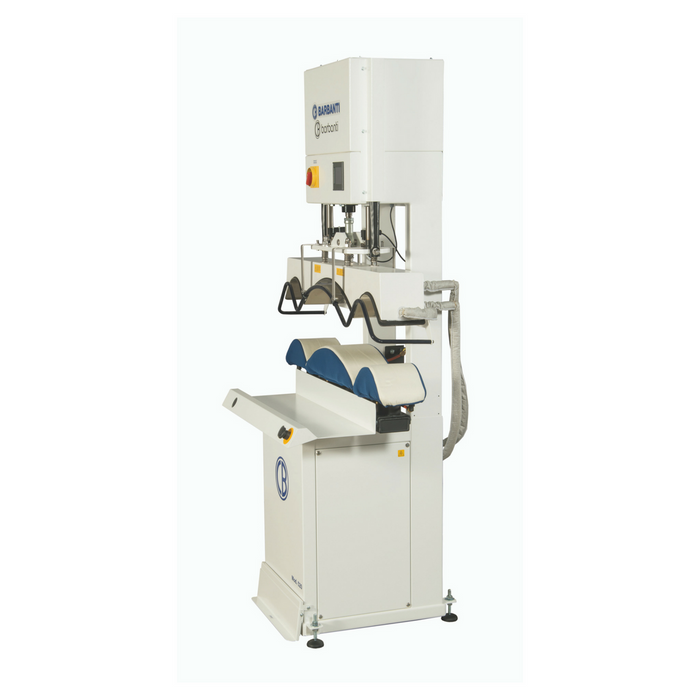 Barbanti 520 Single Collar & Cuff Machine