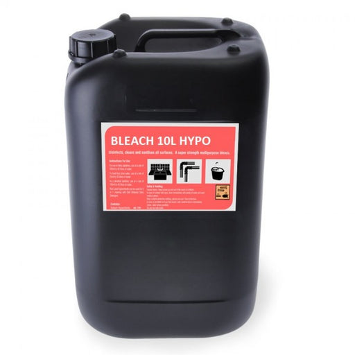 Bleach Hypochlorite 10L Drum 14-15%