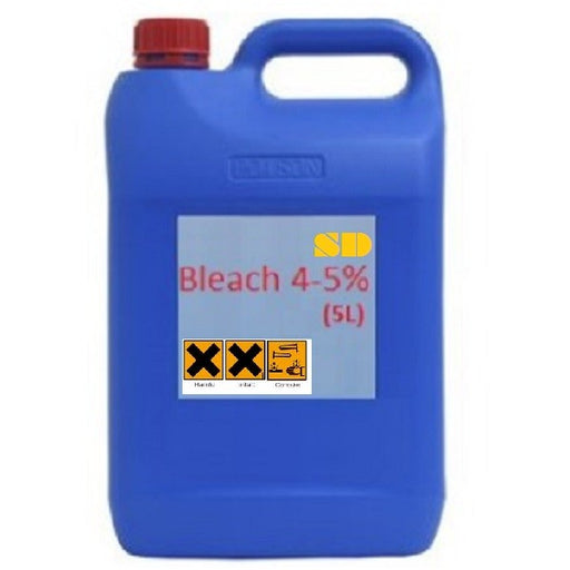 Bleach 5L Drum 4-5%