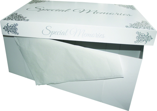 Wedding Dress Boxes - Pack Of 3