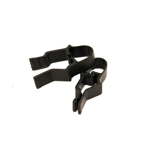 Skirt Clips Hajo Plastic Black - 500 In A Box