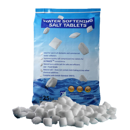 Salt Granules For Water Softener - 25KG