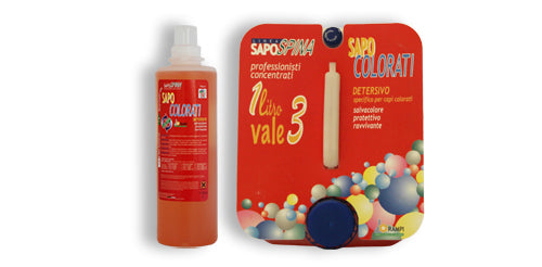 Sapo Colour - Minimise Colour Loss Detergent