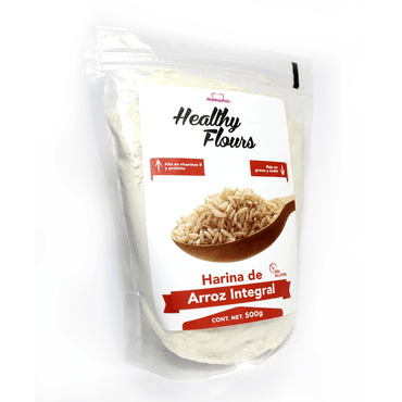 Harina de Arroz Integral