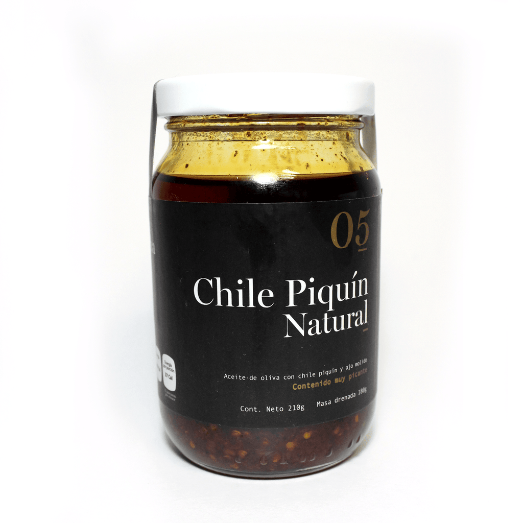 Chile Piquín Natural