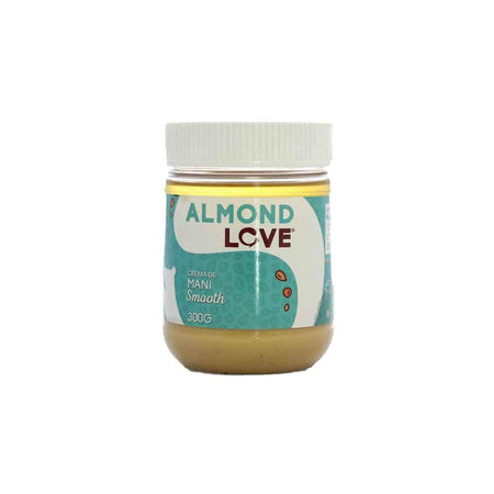 Crema de Maní Smooth de Almond Love
