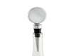 Arthur Court Designs Aluminum 5.5 inch Long Engravable Oval Bottle Stopper