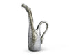 "Arthur Court Designs Aluminum Metal Giraffe Safari Water Jug for Hot / Cold Water, Ice Tea and Juice Beverage 14"" tall"