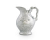 "Arthur Court Designs Aluminum Metal Grape Vineyard Pitcher 10"" Tall"