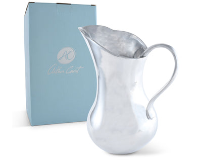 Scallop Pitcher