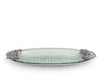 Grape Glass Platter