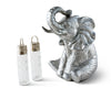 Elephant Hanging Salt and Pepper Set