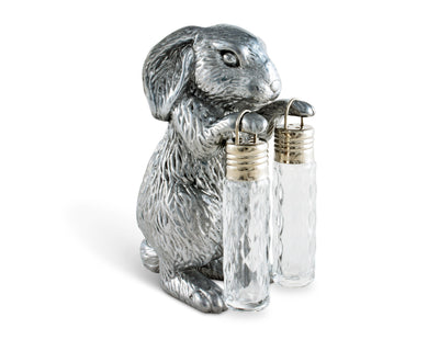 Bunny Hanging Salt and Pepper Set
