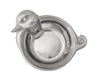"Arthur Court Designs Aluminum 5.25"" Diameter Baby Duck Keepsake Bowl"