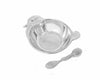 Arthur Court Designs Aluminum Bowl Baby Duck Keepsake Bowl & Spoon