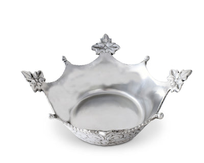 Mardi Gras Crown Bowl