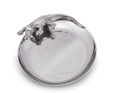 Alligator Oval Platter