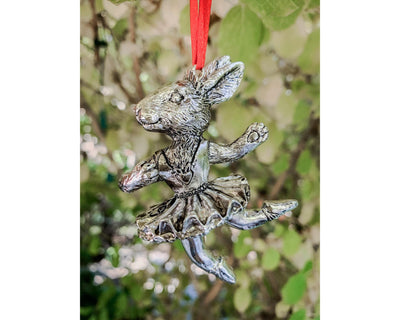 Bunny Annual Christmas Ornament