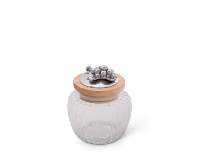 Grape Glass Canister