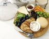 Olive 3 Piece Picnic Cheese Board / Spreader