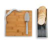 Longhorn Bamboo Cheese Set