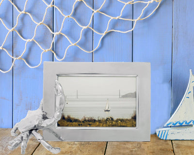 4x6 Crab Picture Frame