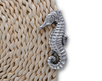 Sea Horse Twisted Seagrass Placemats - set of 4