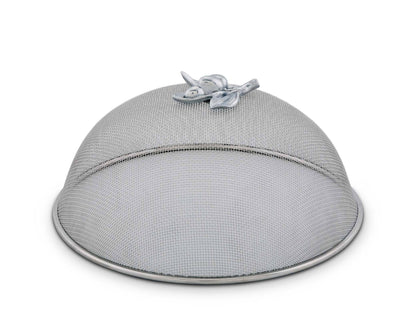 Oak Leaf / Acorn Stainless Mesh Picnic Cover