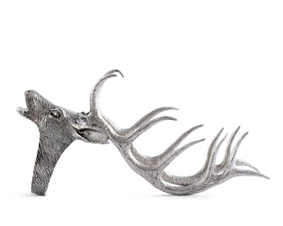 Elk Head Napkin Ring