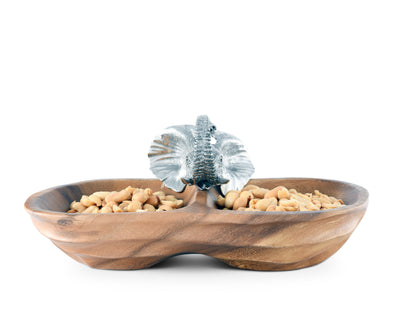 Elephant Peanut Shape Nut Bowl