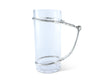 Horse Bit Glass Pitcher