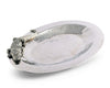 Vagabond House Stainless Steel Tray with Pewter Alligator