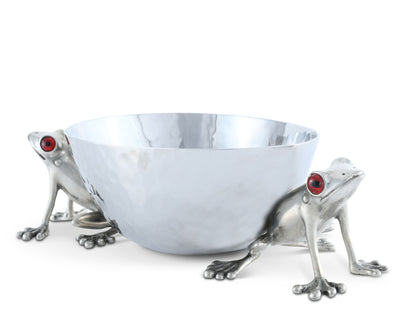 Happy Frog Dip Bowl Stainless Steel