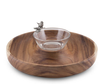 Song Bird Ring Bowl