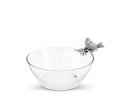 "Vagabond House Song Bird Single Condiment Bowl 6"" Diameter"