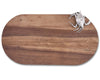 "Vagabond House Blue Crab Bar / Cheese Board 16.5"" Long"