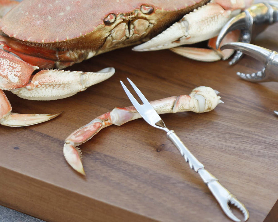 "Vagabond House Crab Claw Hors d'oeuvre  / Cocktail Fork 6"" Long"