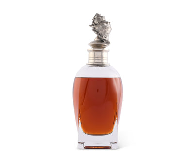 Liquor Decanter - Shell Short  Vagabond House