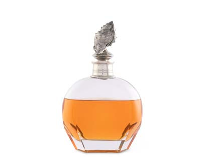 Conch Shell Liquor Decanters