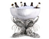 "Vagabond House Pewter Lobster Ice Tub 15.5"" Diameter x 15.5"" Tall"