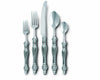 Vagabond House 5 Piece Place Setting with Pewter Mordecai Handles