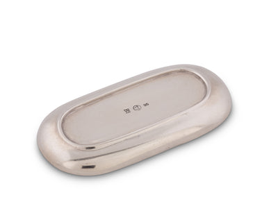 Butter Dish Bottom Tray Replacement Pewter