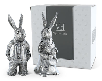 Dressed Rabbits Salt & Pepper Set