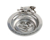 "Vagabond House Pewter Hey Diddle Diddle Pewter Porringer 6"" Diameter"