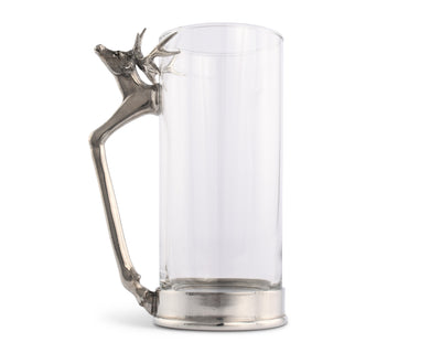 Stag Glass - Tall