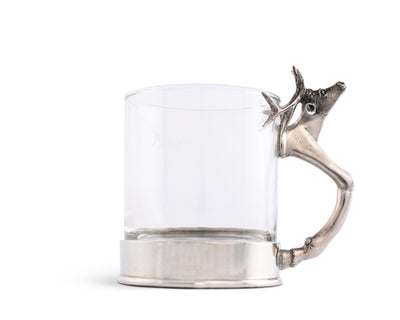Stag Glass - Short