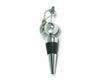 "Vagabond House Cherry Bottle Stopper 5"" Tall - Pewter Artisan Designer Handcrafted - Gift Boxed"