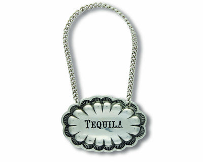 Decanter Tags - Tequila - Western  Vagabond House